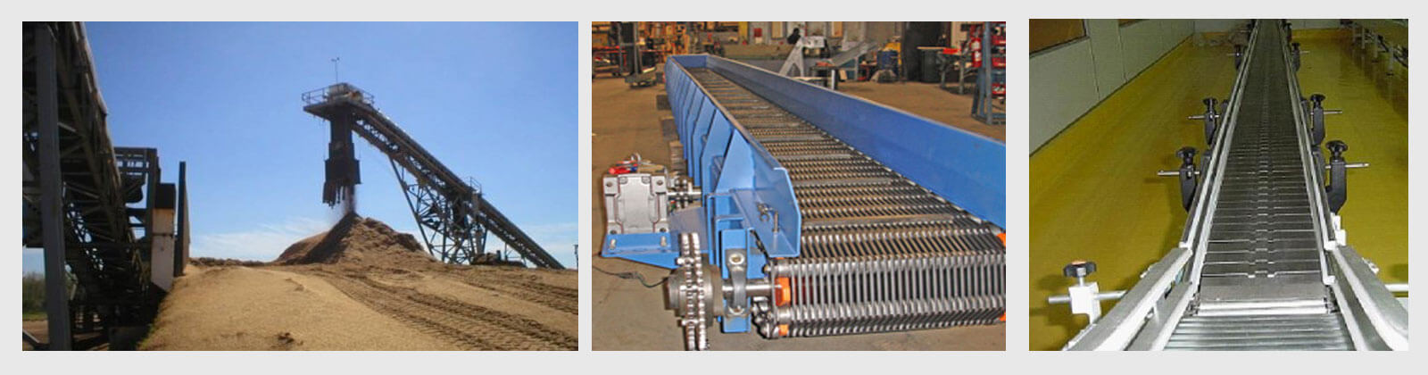 Drag Flow Chain Conveyors